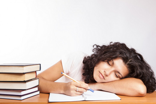 Severe adrenal fatigue affected my ability to be a functioning student until I found the right supplements and changed my diet.