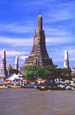 Wat Arun - Temple of the Dawn, Bangkok