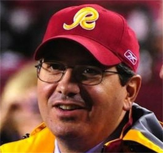 Dan Snyder - Team Owner
