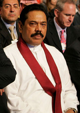 Rajapakshe has  no  national  pride