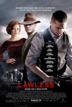 Movie Review: Lawless (2012)