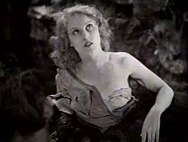 "Fay Wray in ""King Kong."""