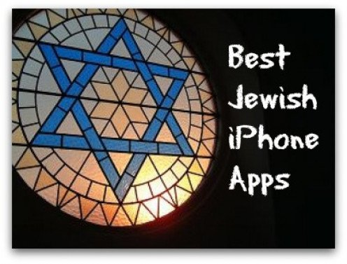 The Best Jewish iPhone Apps