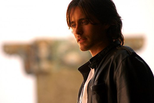 Vitaly Orlov as played by Jared Leto)