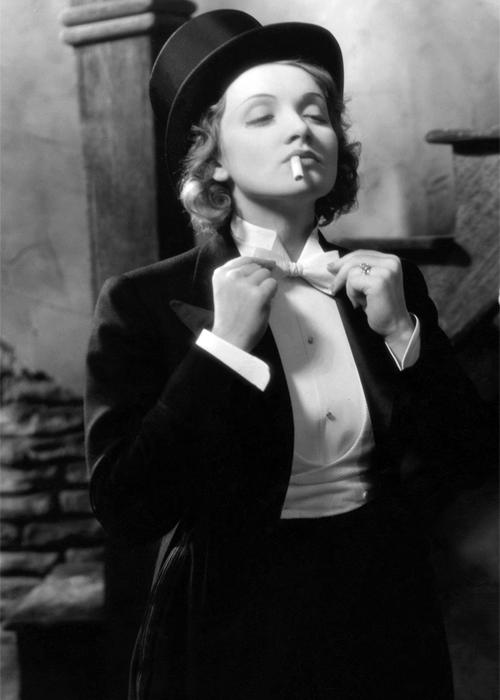 Marlene Dietrich (1901-1992) Photo Credit: mamaviraginis.tumblr.com
