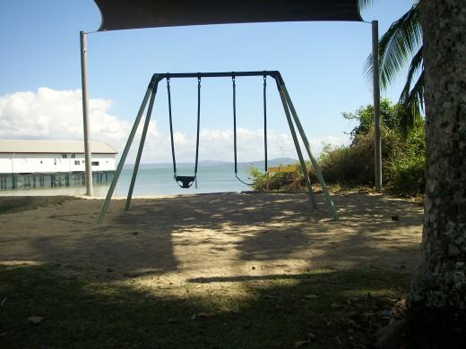 Port Douglas Market playground