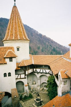 Bran Castle: The Famous Dracula Castle in Brasov, Romania