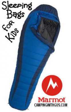 How to Pick the Best Kid's Sleeping Bags for Camping
