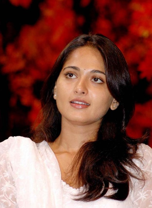 Tamil Actress Anushka