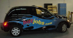 Auto Wraps:  Get Paid to Advertise Using Your Vehicle