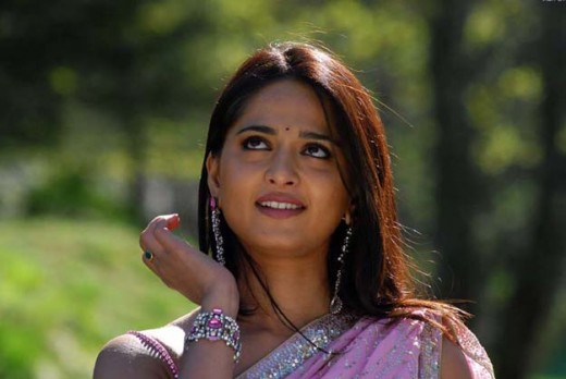 South Actress Anushka