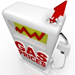 Gas Prices Keep Going Up...what's (left) in your wallet?