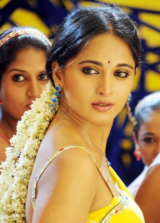Actress Anushka Shetty