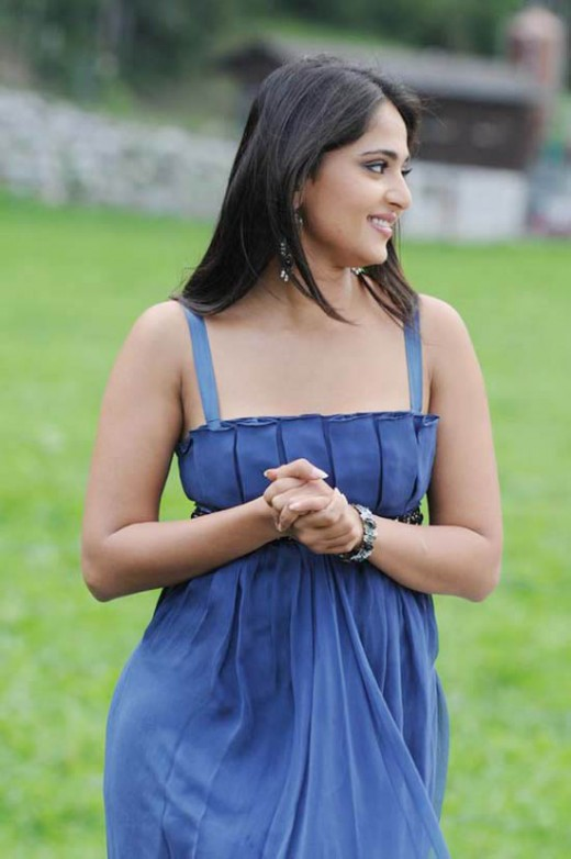 Actress Anushka