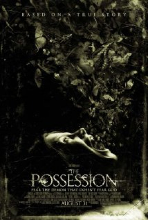 Theatrical Poster for The Possession