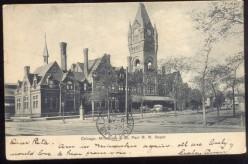 The Milwaukee Railroad Station