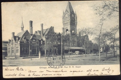 The Milwaukee Railroad Station