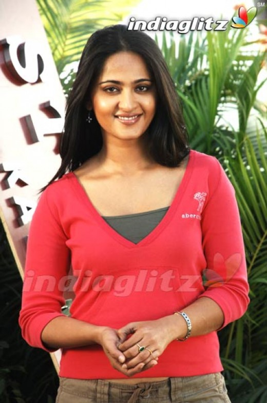 Bollywood Actress Anushka shetty