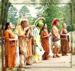 Indian Tribes/Nations In Virginia