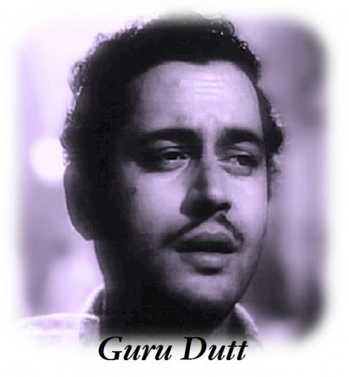 Guru Dutt - A Creative genius who was also a Director and Actor. His movies are eternal masterpieces.