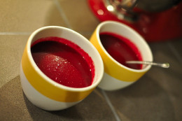 Bloody Beet Soup for the Walking Dead