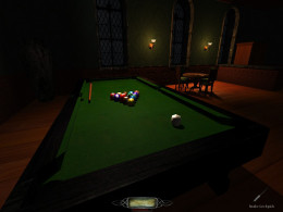 The Dark Mod - a great pool simulation title.