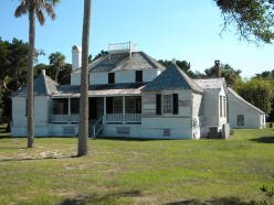 Fort George Island Florida : The Zephaniah Kingsley Plantation