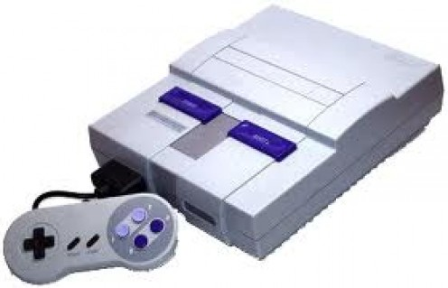 The Super Nintendo was a sixteen bit video game system that was the successor to the Original Nintendo which was an eight bit system.