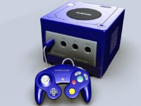 Nintendo Gamecube was Nintendo's first CD video game console. It has very fast loading and the graphics were great compared to past systems.