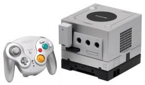 The Nintendo Gamecube featured several new Mario games. Mario is a staple of the Nintendo franchise.
