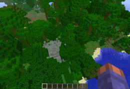 Best 3 Minecraft jungle temple seed 1.3.2.