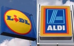 Lidl and Aldi in the UK are gaining pace on the Big 4