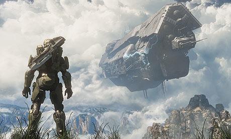 Halo 4 For Christmas 2012
