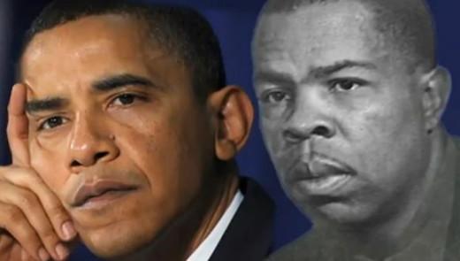 Obama & Frank Marshall Davis