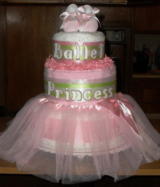 Sold this cake to a Ballerina Instructer Mommy who was having a Swan Princess in Training