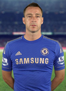 Highly experienced defender Terry