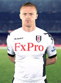 Experienced winger Duff