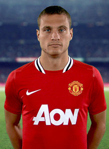 The big Serb Vidic
