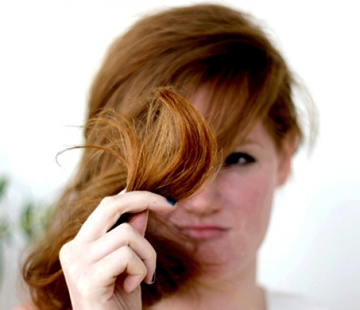 Home Remedies To Control Frizzy Hair Hubpages