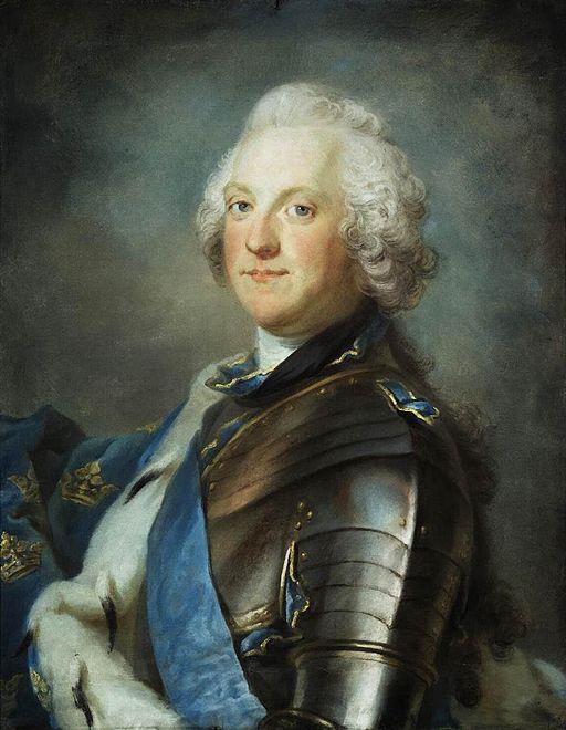 King Adolf Frederick