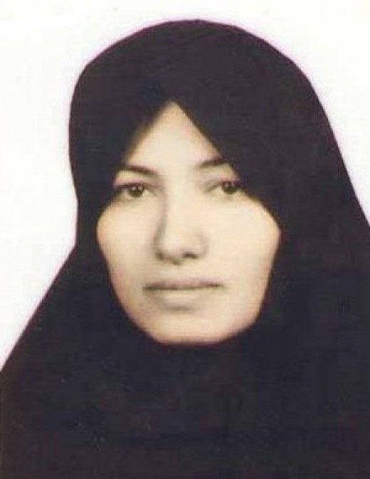 The tragic Sakineh Ashtiani ...