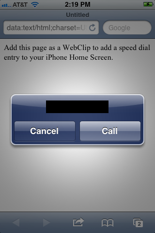 """Tap """"Cancel,"""" then tap the right-pointing arrow button along the bottomo of the screen."""