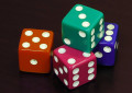 Probability of Rolling Sums on Four 6-Sided (Cube) Dice
