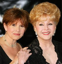 Carrie and Debbie look more like sisters than mother and daughter. Her beauty never fades.