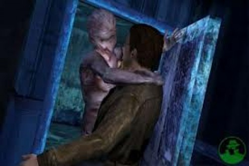 Silent Hill is a classic horror video game on the Nintendo Wii that features zombies and other creepy creatures.