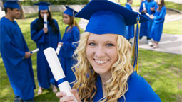 You got a degree, now what? You think you are in debt of many student loans, convert them in one and be stress free.