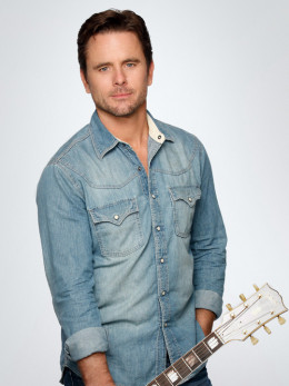 Chip Esten as Deacon Claybourne