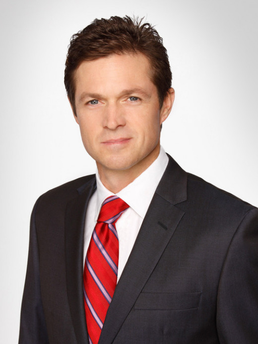 Eric Close as Teddy Conrad