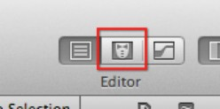 The Assistant Editor icon
