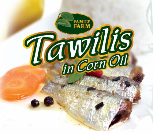 Tawilis Sardinella product  (Photo Credit: http://forum.philboxing.com/